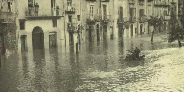 Palermo 1931, il grande sdilluvio « Palermo blog – Rosalio