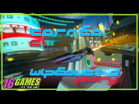 Torneo di WipEout HD / Fury a Palermo | by 16GAMES