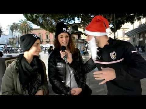 INTERVISTE NATALIZIE A PALERMO! [VITO BELLAVITA]