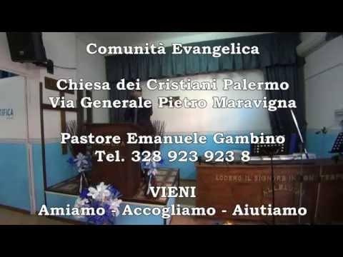 Vattene a casa tua!!! - Pastore Emanuele Gambino - Chiesa dei Cristiani Palermo