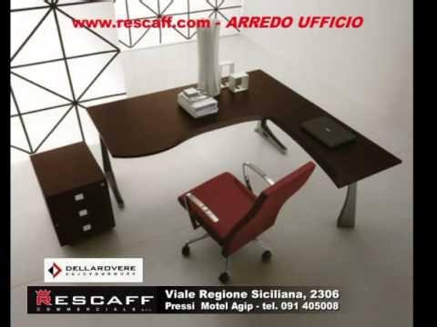 Arredo ufficio Rescaff Commerciale S.R.L. Palermo