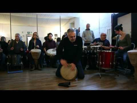 Palermo Drum Circle