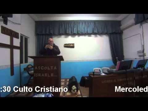 Sperare in LUI - Predicatore Antonio Greco -  Chiesa dei Cristiani Palermo