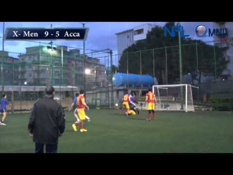 Play off Serie A Omnia Event X Men VS Accattoni New Palermo League