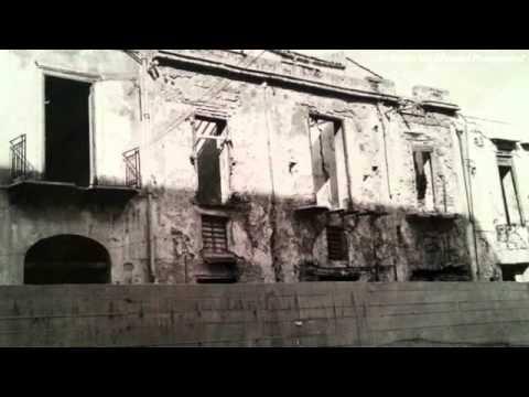 PALERMO - Resti del quartiere San Pietro del mandamento Castello a mare.