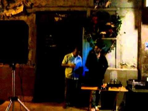 Salvo Preziosi G. Live in Palermo