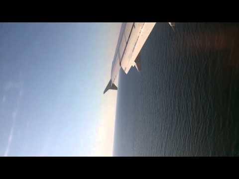 AZ1775 Milan to Palermo Landing
