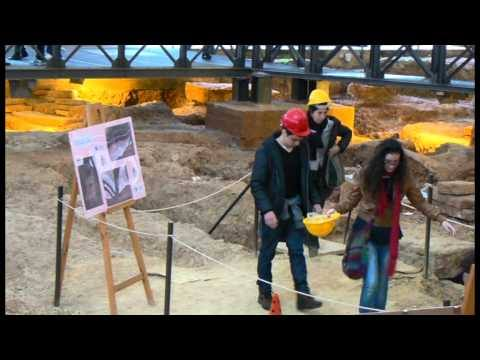 Dal Museo... allo scavo - Progetto didattico con il liceo Damiani Almeyda di Palermo