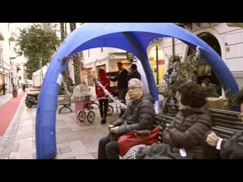 Natale in via Magliocco Palermo