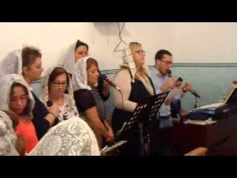 CHIESA JESHUA - Visita alla Chiesa dello Zen a Palermo 19/10/14