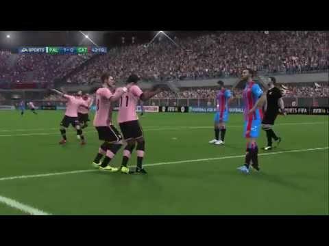 FIFA14 PALERMO VS CATANIA