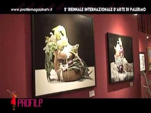 2^ Biennale Internazionale d' Arte a Palermo