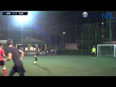 Serie A Omnia Event Sporting Residence VS Darkside  5° Giornata New Palermo League