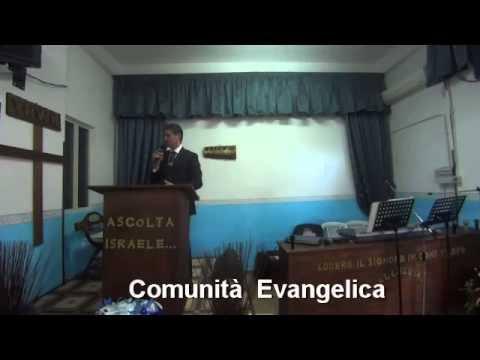 25/01/2015 - Cosa è l'amore? - Pastore Emanuele Gambino - Chiesa dei Cristiani Palermo