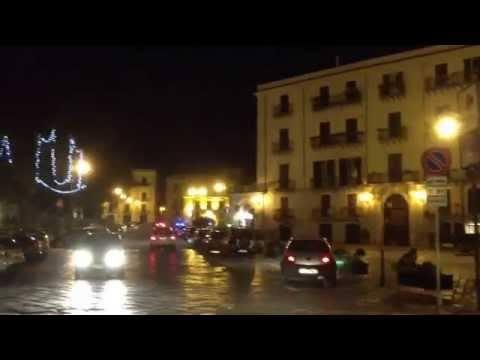 Giungla urbana in zona Piazza Marina, Palermo, 19/12/2014
