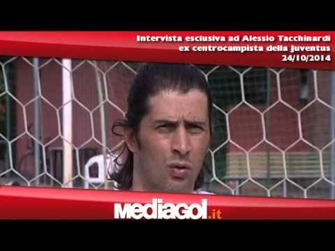 Intervista esclusiva ad Alessio Tacchinardi verso Juve-Palermo - Mediagol.it
