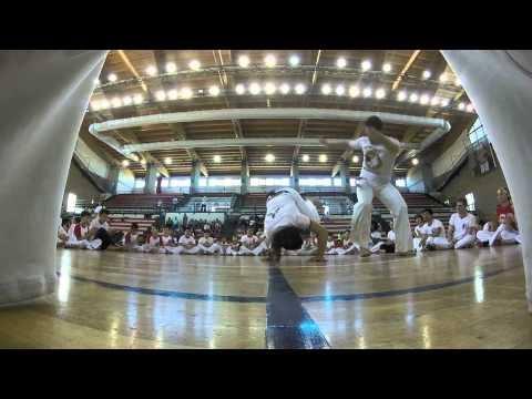I° Evento Nazionale Capoeira Da Bahia Sicilia, Palermo - Filhos da Rua - 1/2/3 Maggio 2015