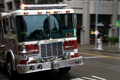 Pompieri a San Francisco