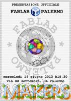Si presenta FabLab Palermo