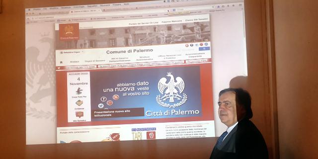 Il nuovo sito del Comune di Palermo è ancora così così (e by Cesar The Plains)