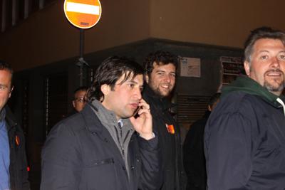 Fabrizio Ferrandelli ha vinto le primarie del centrosinistra 2012 a Palermo