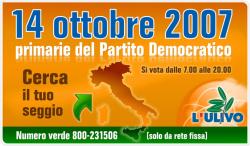 Seggi in Sicilia per le primarie del Partito Democratico