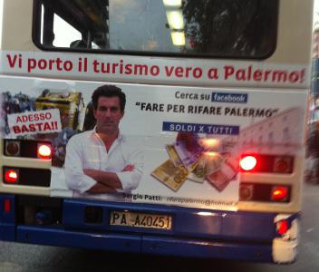 """Soldi x tutti?!? """"Fare per rifare Palermo"""""""