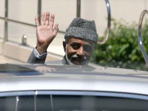 Il sultano dell'Oman saluta a Palermo