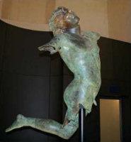 Il satiro danzante