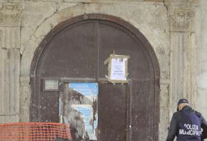 Sequestrato il complesso monumentale della Chiesa di Santa Maria dell'Itria