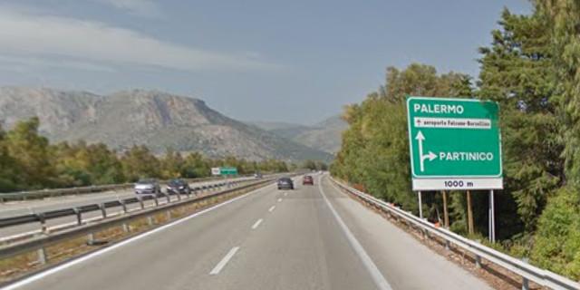 Sesso in autostrada a Partinico, la multa è da diecimila euro