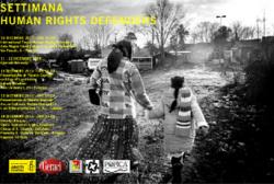 """International Forum Human Rights Defender"""