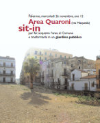 Sit-in Area Quaroni