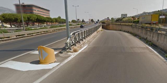 Riaperto il sottopassaggio di via La Malfa in direzione Palermo