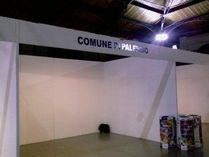 """Stand del Comune di Palermo a """"Ecomediterranea"""""""