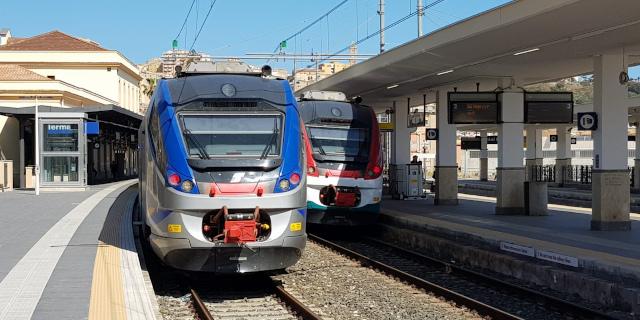 Stazione di Termini Imerese
