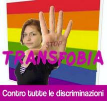 """Manifestazione contro la transfobia per il """"Transgender Day of Remembrance"""""""