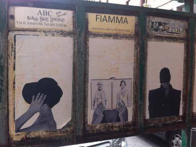 Street art in centro