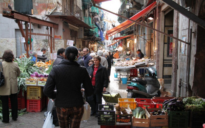 Palermo quinta al mondo per il cibo di strada