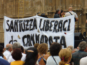 """Santuzza liberaci da Cammarata"""
