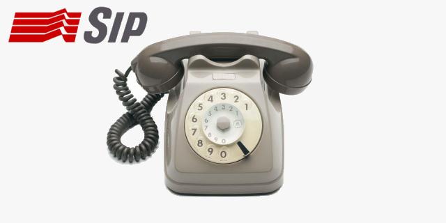 La bolletta della SIP negli anni '80