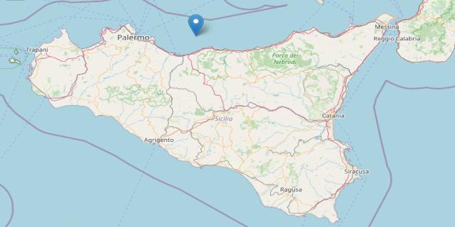 Terremoto all'alba, magnitudo 4.3