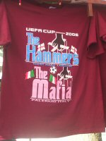 The Hammers vs. The Mafia