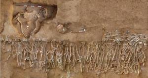 Si parla delle tombe dei soldati di Himera allo Steri