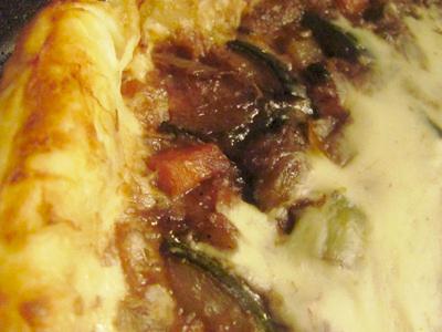 Chiaracucina: torta salata variegata