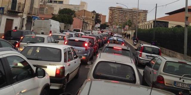 Traffico corso dei Mille