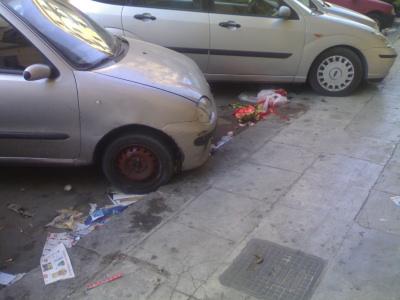 A Palermo la munnizza non finisce mai e neppure le balle dell'Amia