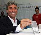 Diego Cammarata vota
