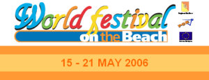 """World festival on the Beach"""