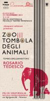"""Zoo|||tombola degli animali"""